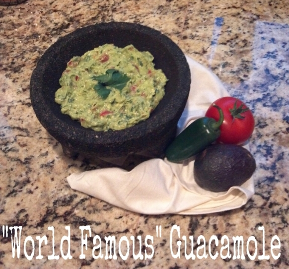World Famous Guacamole