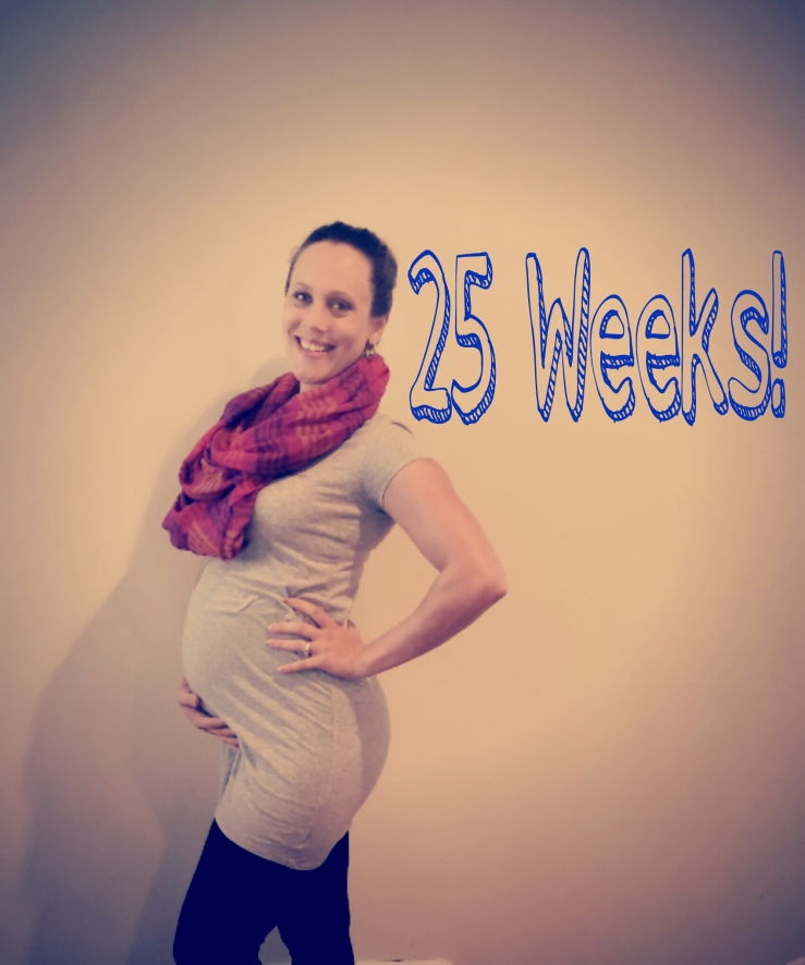 25 Weeks!  www.eatmovelivelove.com